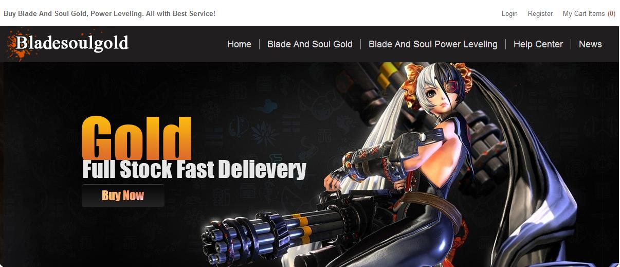 BladeSoulGold.net