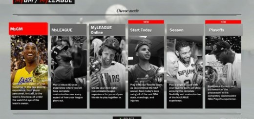 """""""NBA 2K17"""" News:  New Features in MyGM & MyLeague Modes"""