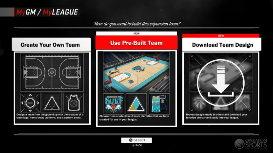 """NBA 2K17"" News:  New Features in MyGM & MyLeague Modes"